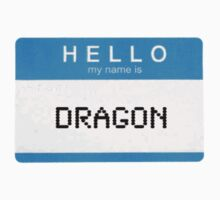 Stepbrothers name tag dragon by plantmasta89