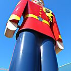 Tin Soldier © by Ethna Gillespie