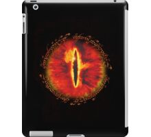 Eye on the Ring iPad Case/Skin