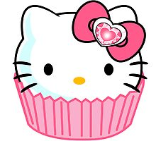 Kitty Cupcake by Cody Crusan