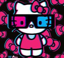 3D Kitty by Cody Crusan