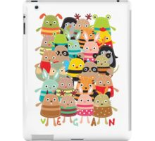 MINI VEGANZ iPad Case/Skin