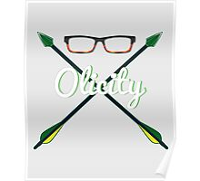 Olicity Shipper (Light) Poster