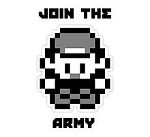 """Join the """"Red"""" Army. by NerdFlair"""