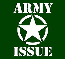 Army Issue by ZANDERILLOS