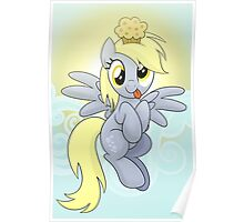 Derpy Muffin Poster
