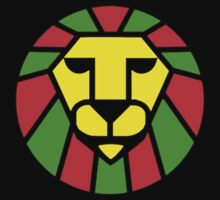 Reggae Lion. by SoftSocks