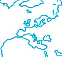 Cities of the World Sticker
