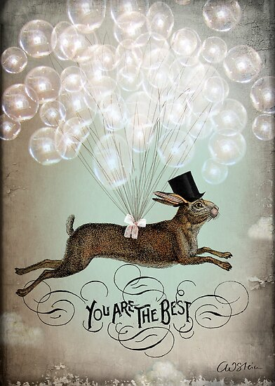 You're the best! by Catrin Welz-Stein