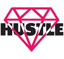 Hustle Diamond by mamisarah