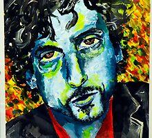 Tim Burton by Sarah Horsman
