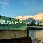 The Sage Gateshead by Giorgio Elesaro