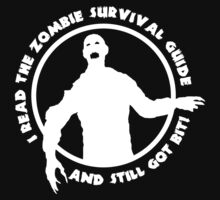 Zombie Survival Guide by macmarlon