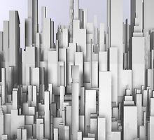 Skyscraper by carloscastilla
