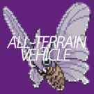 Venomoth (aka All-Terrain Venomoth) - The ATV by Strangetalk