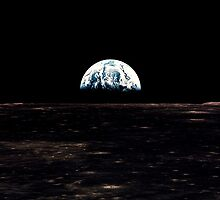 Save My Earth (Apollo 10) by soundfighter