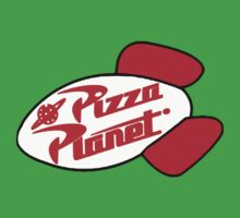 Pizza Planet by ConnorMcKee
