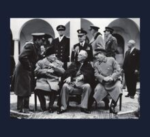 Yalta Conference 2 by Raffi Asheghie