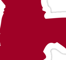 Tuxedo Bordeaux Sticker