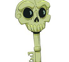 Skeleton Key by static-thing