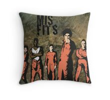 Community Payback Throw Pillow