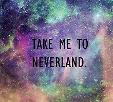 Take Me to Neverland by heyitsjro