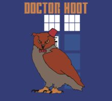 Doctor Hoot by morningstartees