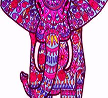Pink Elephant  by smentcreations