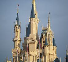 Cinderella's Castle by LookItsHailey