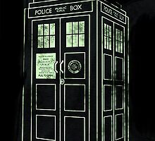 TARDIS. by Mister Dalek and Co .