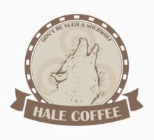 Hale Coffee (Brown) by pauperxprince
