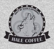 Hale Coffee (Black) by pauperxprince