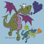 Dragon Heart cartoon by NHR CARTOONS .