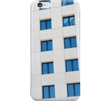 Architecture background iPhone Case/Skin