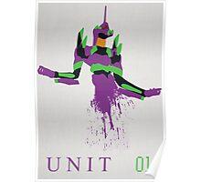 Unit 01 Poster