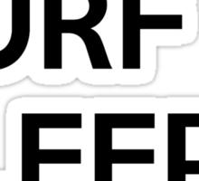 Eat Surf Sleep Repeat Sticker
