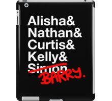Alisha & Nathan & Curtis & Kelly & Simon from Misfits iPad Case/Skin