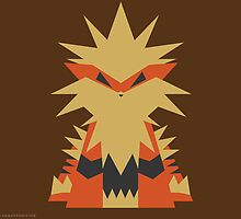 059 Arcanine by Gefemon2