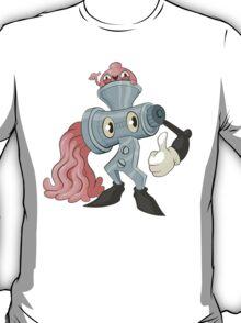 Grinding Chuck T-Shirt