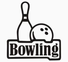 Bowling pin ball by Designzz