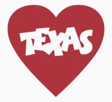 Heart of Texas by mamisarah