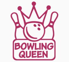 Bowling queen by Designzz