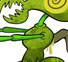 Zombie Ant (Cordyceps) Sticker