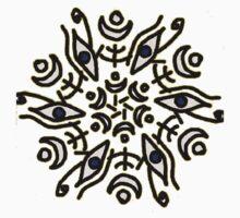 Eye of Horus symmetry by Candor