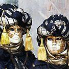 Venice Carnival 1 by annalisa bianchetti