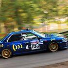 Subaru Impreza WRX STi by Martyn Franklin