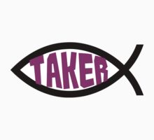 TAKER FISH by toxtethavenger