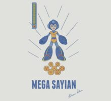 Mega Sayian by ssliwa1