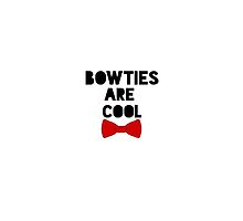 Bowties Are Cool by pgc347