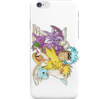 Go Dream Team!   Twitch Plays Pokemon iPhone Case/Skin